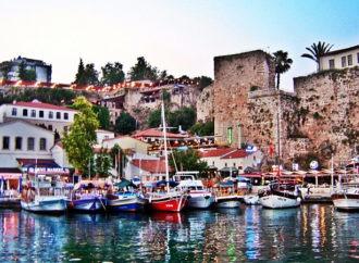 المدينة القديمة كاليتشي – Kaleiçi