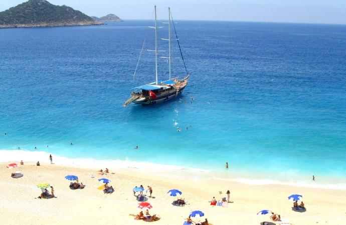 السياحة في أنطاليا 2013