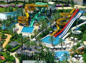 المدينة المائية في أنطاليا – Antalya Aqualand