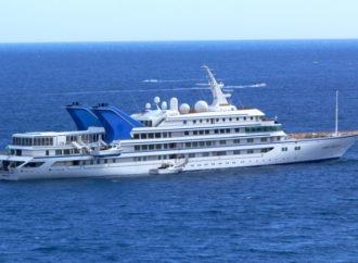 الملك السعودي عبدالله بن عبدالعزيز في أنطاليا