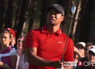 تايجر وودس يشارك في بطولة تركيا المفتوحة للجولف