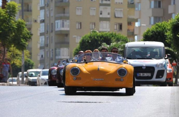 سيارة كهربائية أنطاليا