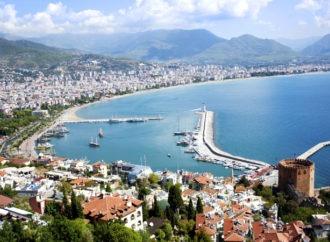 9 ملايين سائح أجنبي زاروا أنطاليا منذ مطلع العام 2012