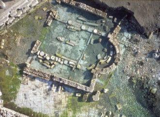 إكتشاف كنيس أثري في منطقة أنطاليا من الحضارة الليكية
