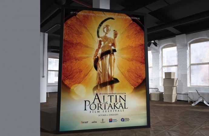 مهرجان البرتقالة الذهبية أنطاليا