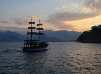 أنطاليا تركيا جنة على الأرض