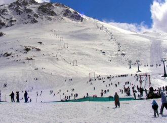 الشتاء في أنطاليا – التزلج على الثلج