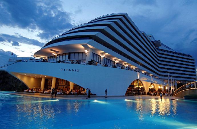 فنادق و منتجعات أنطاليا تركيا