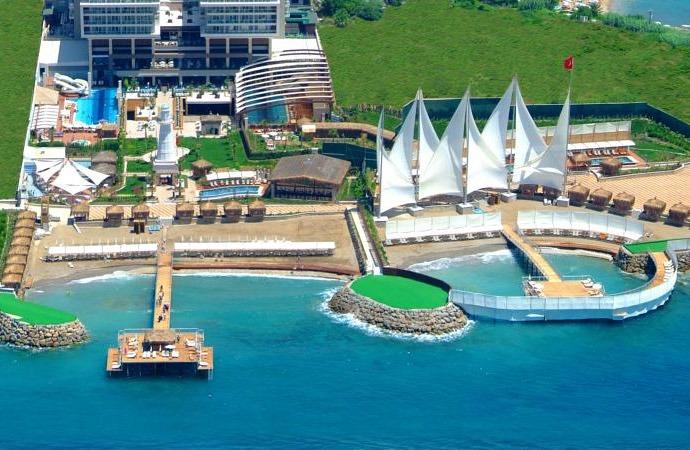 السياحة الحلال في تركيا أنطاليا