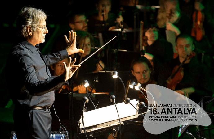 مهرجان أنطاليا للبيانو – 2015
