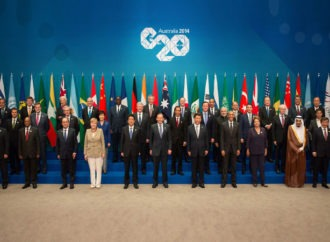 مؤتمر قمة العشرين G20 في أنطاليا