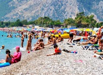 خسائر السياحة في أنطاليا 2015