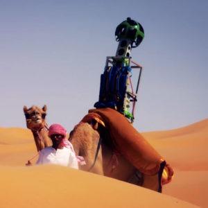 تصوير كاميرا جوجل الإمارات