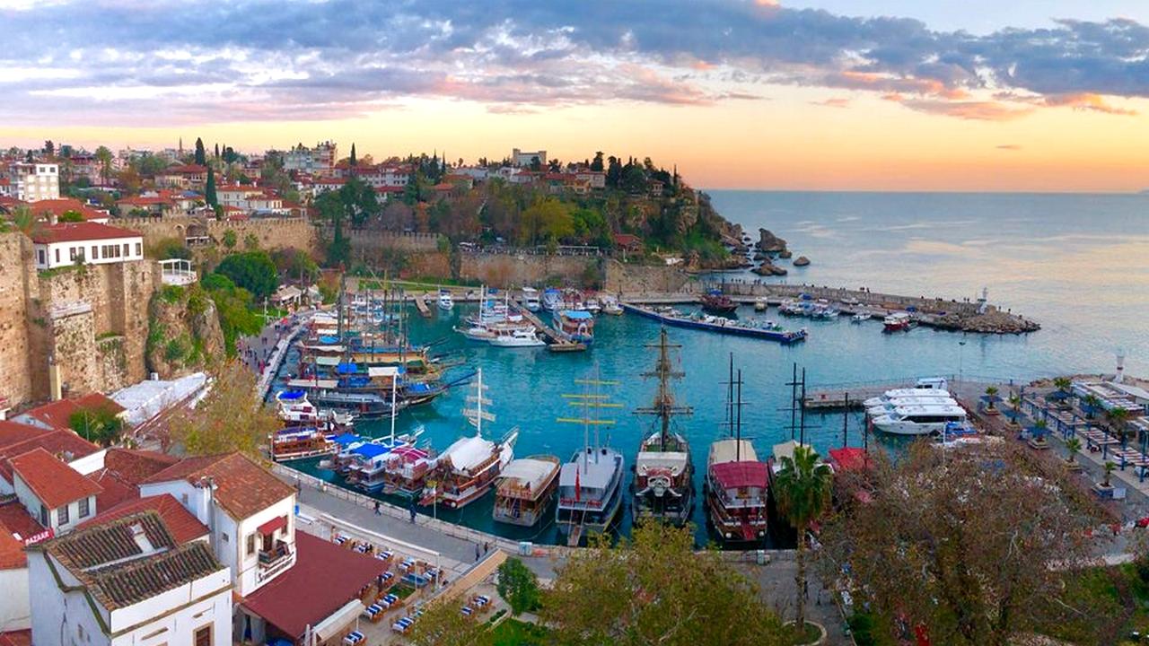 برامج سياحية في أنطاليا